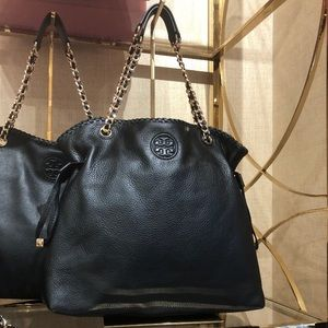 45d852eea619 ... promo code for tory burch bags tory burch marion slouchy tote a4fc9  cfdc1